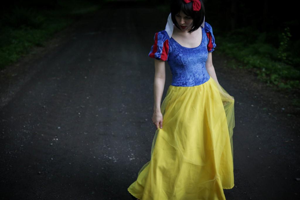Disney Schneewittchen Cosplay Kostüm
