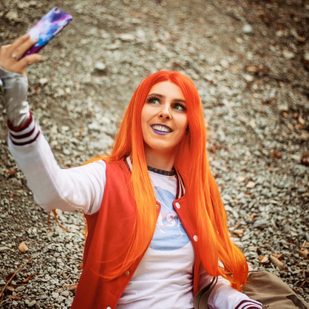 SajaLyn Cosplay Starfire