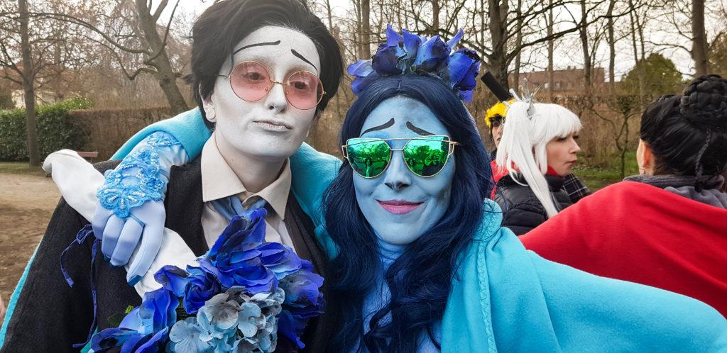 Ticon Würzburg Cosplay Convention 2019 März