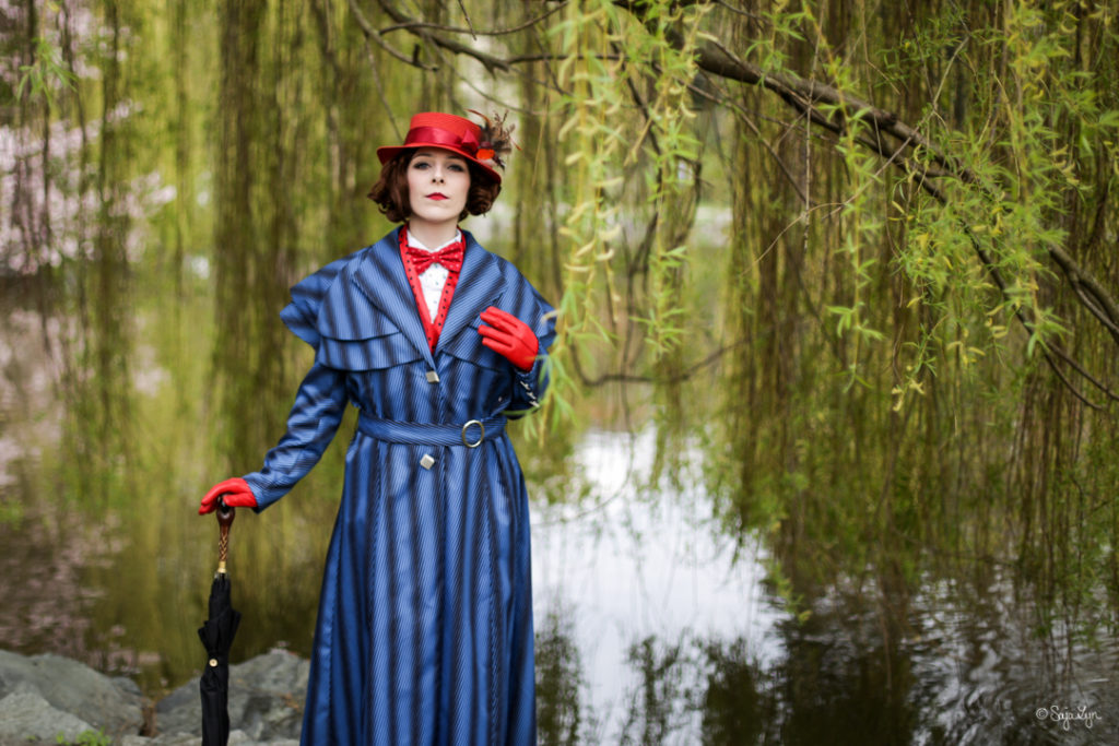 Mary Poppins Returns Cosplay SajaLyn