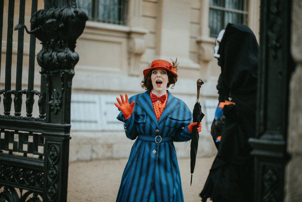 Outtake Foto Mary Poppins Sajalyn - Polyester Pictures
