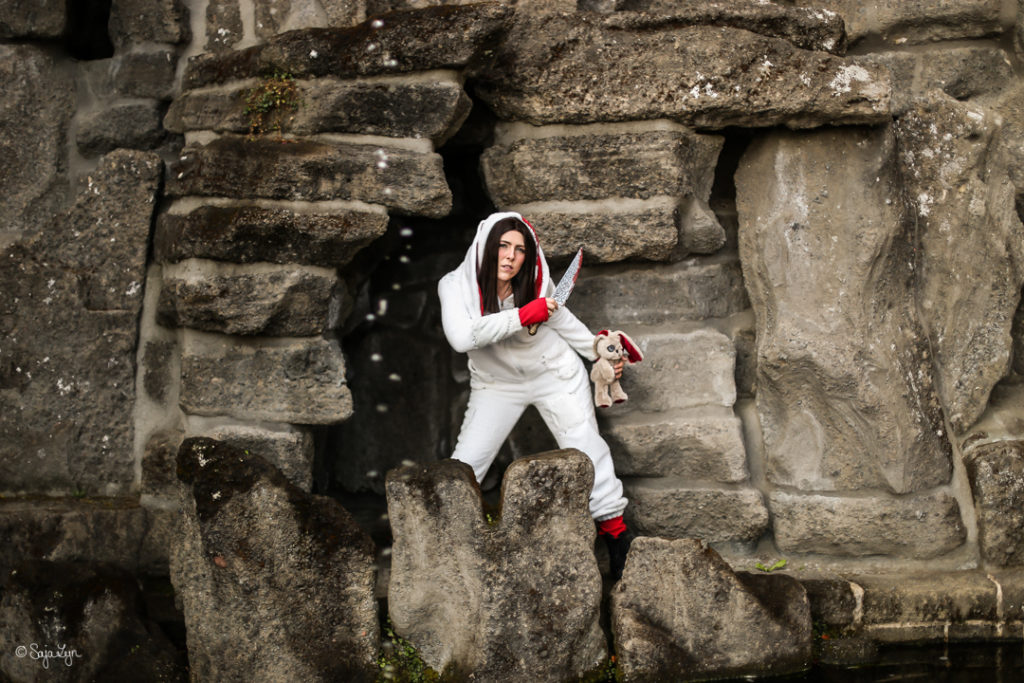 Alice Asylum Cosplay Madness Returns American McGee