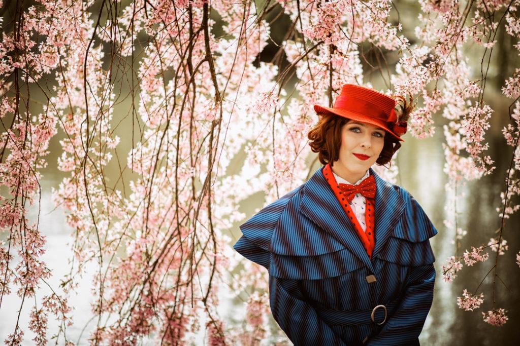 Disney Mary Poppins Cosplay SajaLyn
