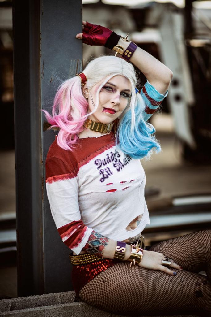 Harley Quinn Suicide Squad Birds of Prey Cosplay SajaLyn CosplayBuzz