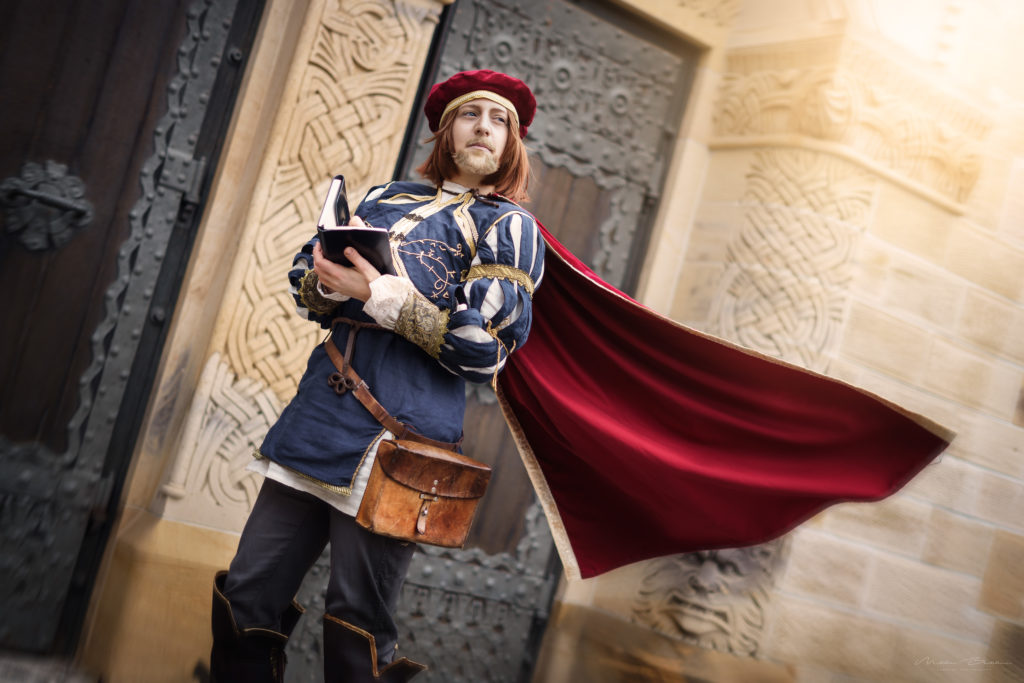 Leonardo da Vinci Assassin's Creed II m2MlleBellec