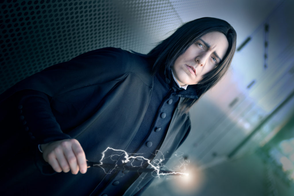 Severus Snape Harry Potter Cosplay m2