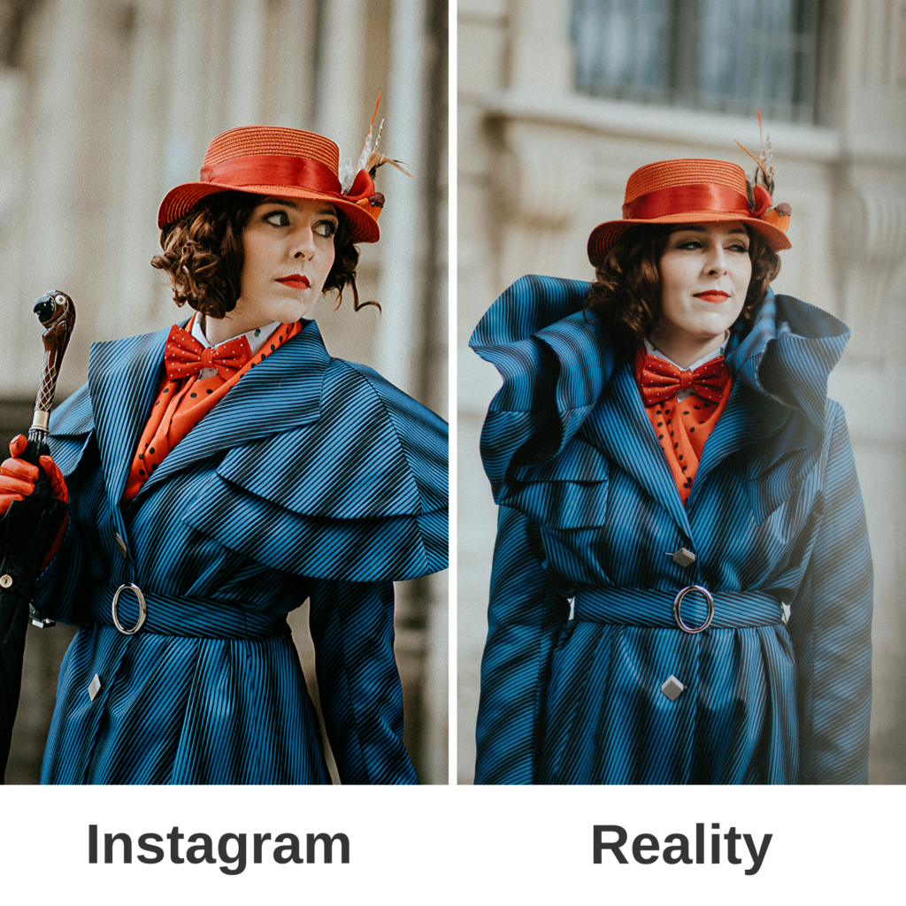 Cosplay SajaLyn Mary Poppins Returns Disney